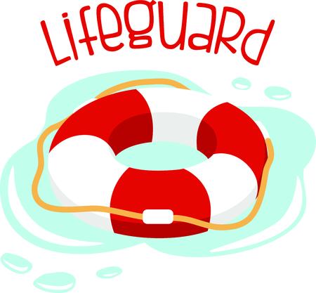スポーツを愛するあなたの特別な水泳を思い出させます。 チームに最適!  イラスト・ベクター素材