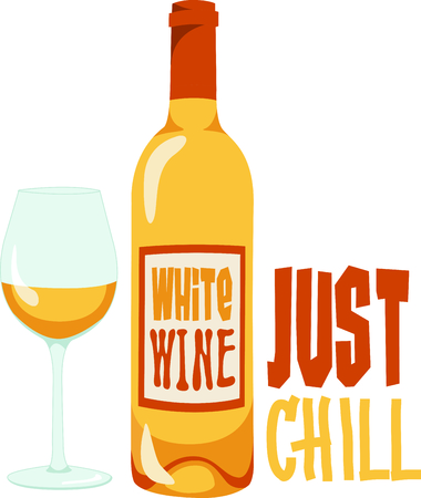 vino: Whats your favorite wine Red, white or blush wines are perfect for your next wine tasting party. They will love it! Illustration