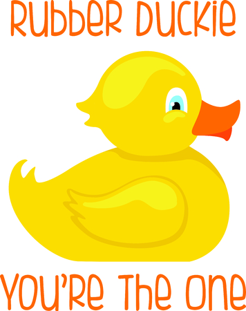 lyric: Use this image of a duck in your design. Illustration