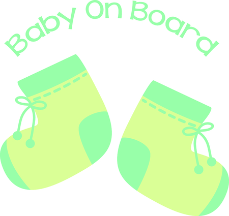 party favors: Planning a baby shower will not be complete without this adorable design.  Add it to your favorite items for party favors.  They will love it! Illustration