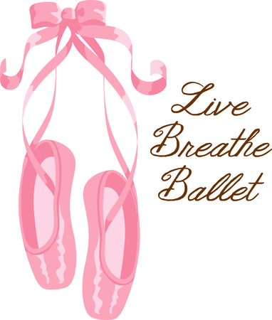 pointe shoe: Get this ballerina image for your next design.