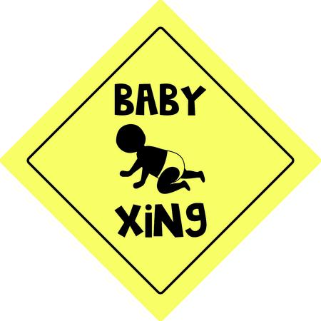 Planification d'une douche de bébé ne sera pas complet sans cette conception adorable. Ajoutez-le à vos articles préférés pour cotillons. Ils vont adorer! Banque d'images - 43843135