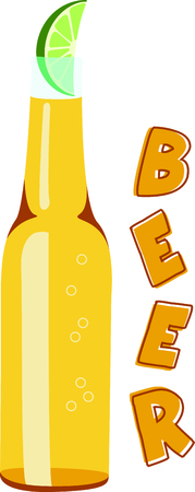 Its 5 oclock somewhere.  Grab a beer and watch the game. Illustration