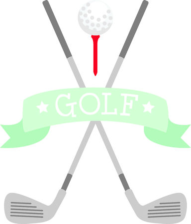 Golf is a great past time sport to enjoy playing with a group or on your own.