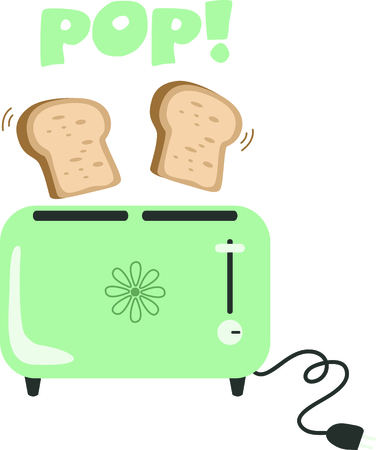 Homemade cooking is just too good to pass by.  Bring some sweet inspiration to your kitchen with this design! Ilustrace