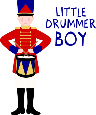 A favorite holiday song, The tweleve Days of Christmas. The twelfth day, 12 drummers drumming.
