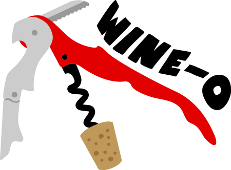 The perfect design for the wine maker.