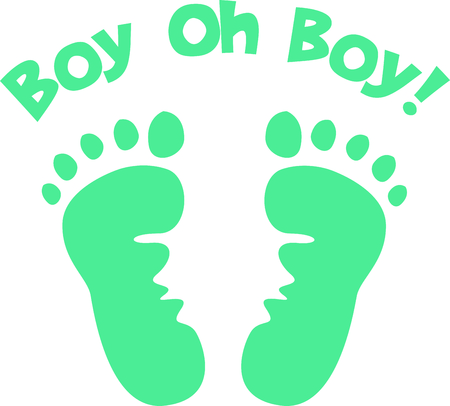 bambino: Celebrate this wonderful event and give a gift for the baby boy!  The proud parents will love items that are special for their baby boy!