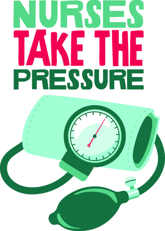 blood pressure monitor: When you need help, its always nice to know there is a nurse there to help.  Give this to your special nurse.  She will love it!