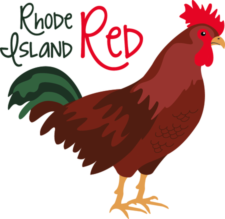 Use this image of a chicken in your next design.