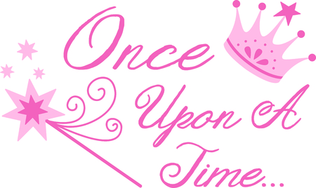 once person: Get this princess crown and wand to give to a little girl for her birthday.