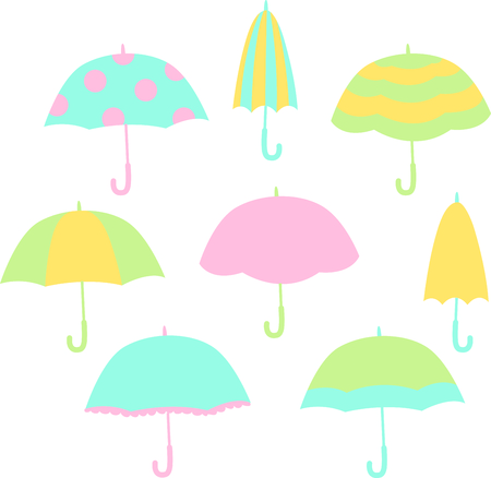 likes: Hooray for rainy days!  Everyone likes to sing in the rain.  Have these ready for the next rainy day.  Everyone will love it! Illustration