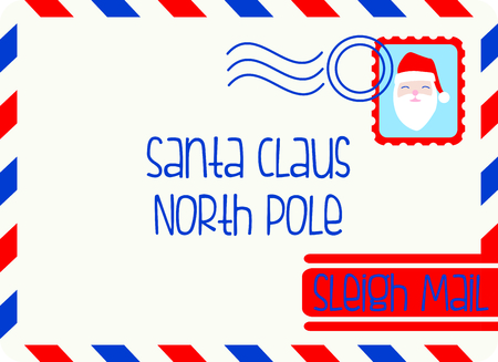 christmastime: Use this letter to Santa for a special child at Christmastime.