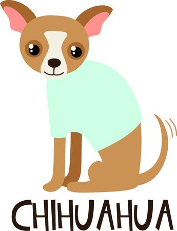 이 귀여운 디자인을 가진 당신의 마음에 드는 개를 표시합니다. 일러스트