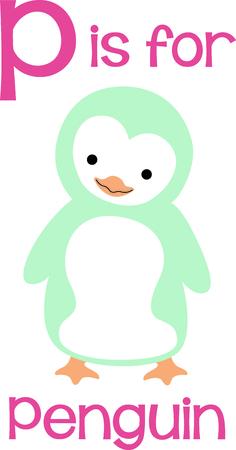 Get this penguin image for your next design. Ilustração