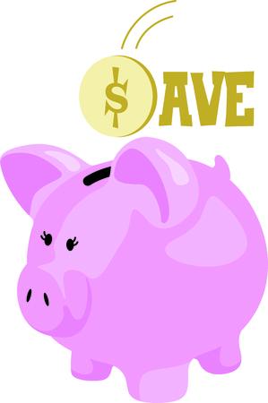 Een cent opgeslagen is een cent verdiend. Inspireer een kind om nu hun centen te besparen.