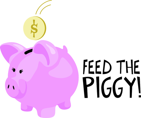 earned: A penny saved is a penny earned.  Inspire a child to save their pennies now.