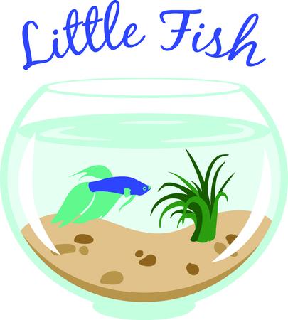 Deze mooie vis in een ovale schaal is zo'n mooi versiering. Mooi detail maken dit ontwerp perfect voor uw speciale gifting projecten. Stock Illustratie