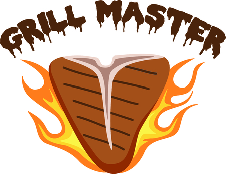 Grill cooks love a delicious steak.