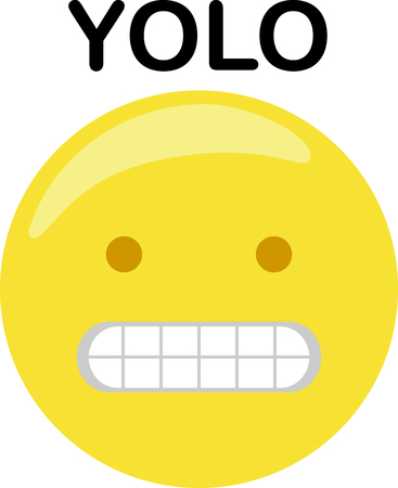 shorthand: How many text messages do you get with this little face or the YOLO shorthand  Stitch this little guy on a phone cover for a special gift or for your own phone!