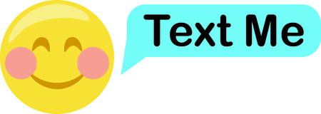 shorthand: How many text messages do you get with this happy little face or the LOL shorthand  Stitch this little guy on a phone cover for a special gift or for your own phone! Illustration