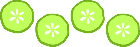 encurtidos: Pickles son un gran relleno en hamburguesas.