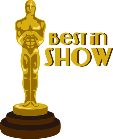 motion picture: If you enjoy the movies you will love having your own oscar.