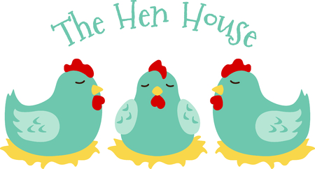 189 French Hens Stock Vector Illustration And Royalty Free French ...