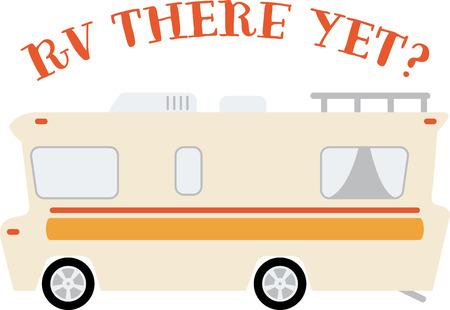 다음 캠핑 여행에서 훌륭한 RV를 타고 가십시오.