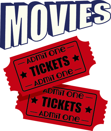 If you enjoy the movies you will love having your own movie tickets.