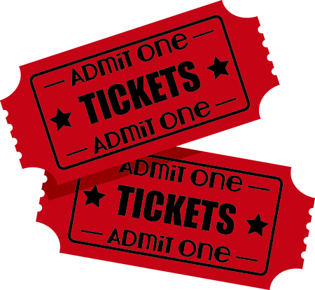 love movies: If you enjoy the movies you will love having your own movie tickets.