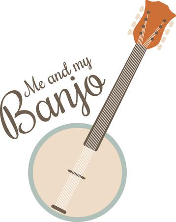 tenore: Questo banjo aerodinamico � perfetto per paese e musica bluegrass fan.