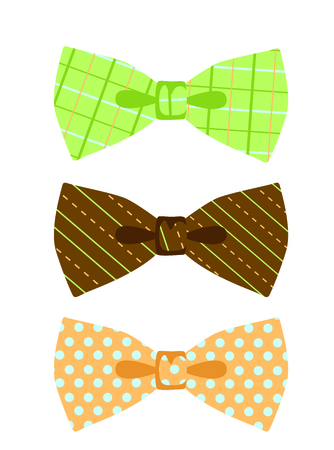 bowtie: This bowtie design will be perfect for your fun character project. Illustration