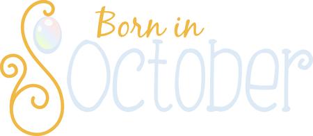 październik: Świętuj swoje urodziny października z birthstone, opal.
