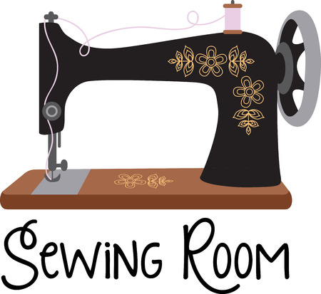 Seamstress will like a great vintage machine.