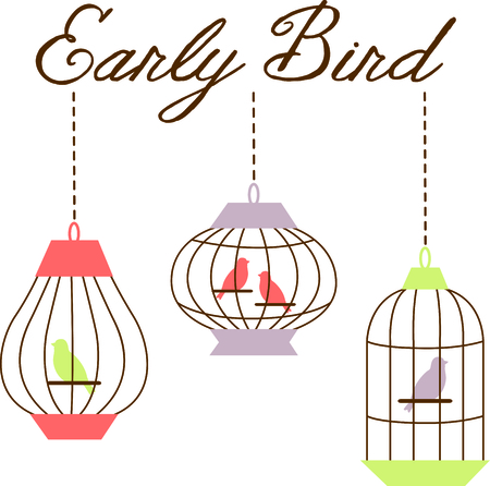 Use this image of a Canary in your next design. Illusztráció
