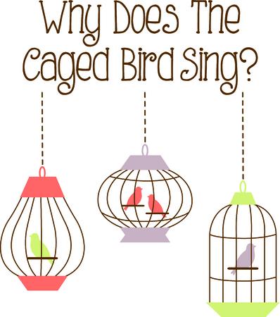 Use this image of a Canary in your next design. Ilustração