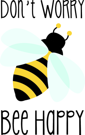 buzz: Use this image of a garden bee in your next design.