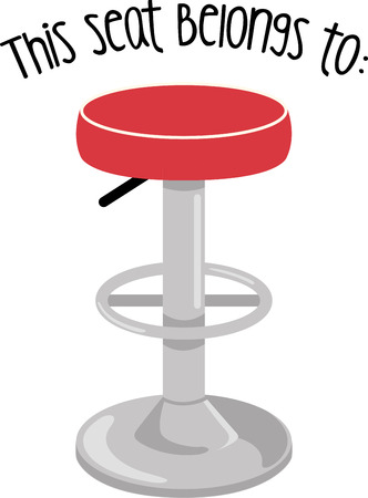 Use this barstool for a bar project.