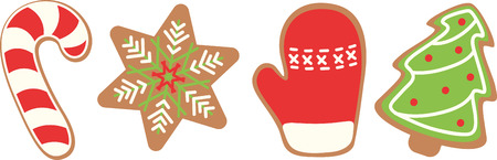 holiday cookies: