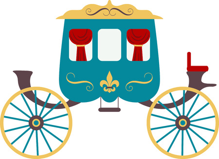 cinderella: A royal carriage is a great transport.