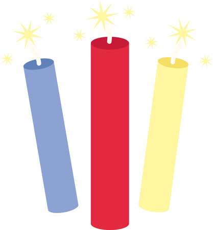 holiday celebrations: Sparkling firecrackers