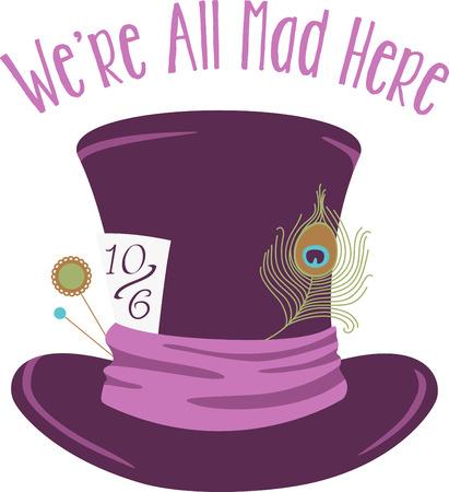 Mad Hatter Hat Cartoon Wwwhealthgainstore
