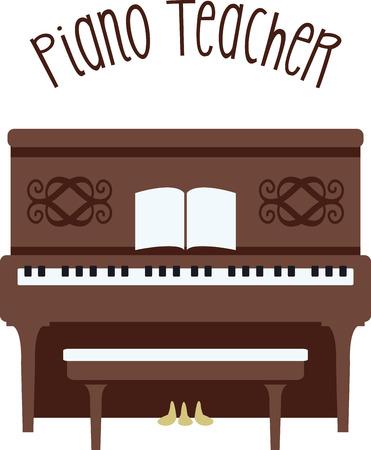 Een piano is een geweldig instrument voor elke vorm van muziek die je wilt.