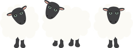 nights: Have some cute sheep to count for a good nights sleep.