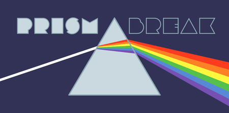 prism: A prism will be a nice colorful decoration.