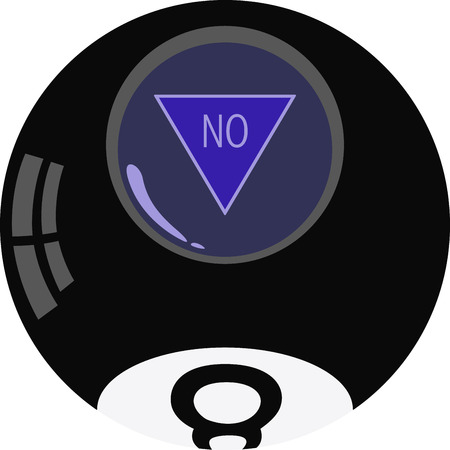 tell fortunes: Tell fortunes with a cool eight ball.