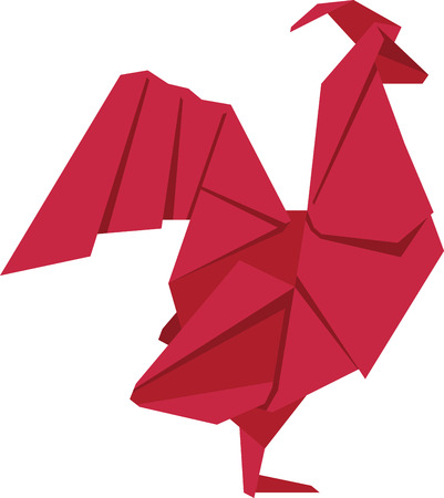 Celebrate the Chinese new year with an origami zodiac animal.
