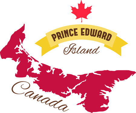hopscotch: Learn all you wanted to know about Prince Edward Island  Canada Map Maple leaf with pictures by Hopscotch!