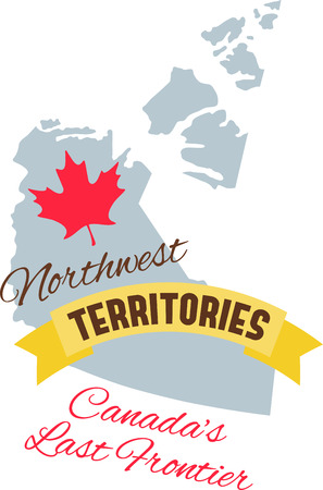 northwest: Learn all you wanted to know about Northwest Territories Canada Map Maple leaf with pictures by Hopscotch!